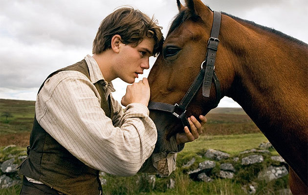 The Man and his Horse