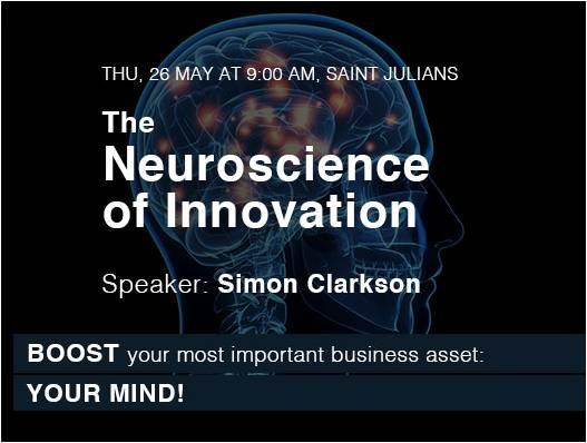 Learning how the brain innovates – Speaker Event