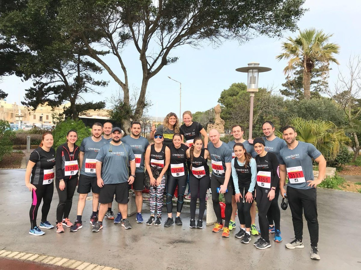Corporate Wellness for Performance: The Credorax Success Story