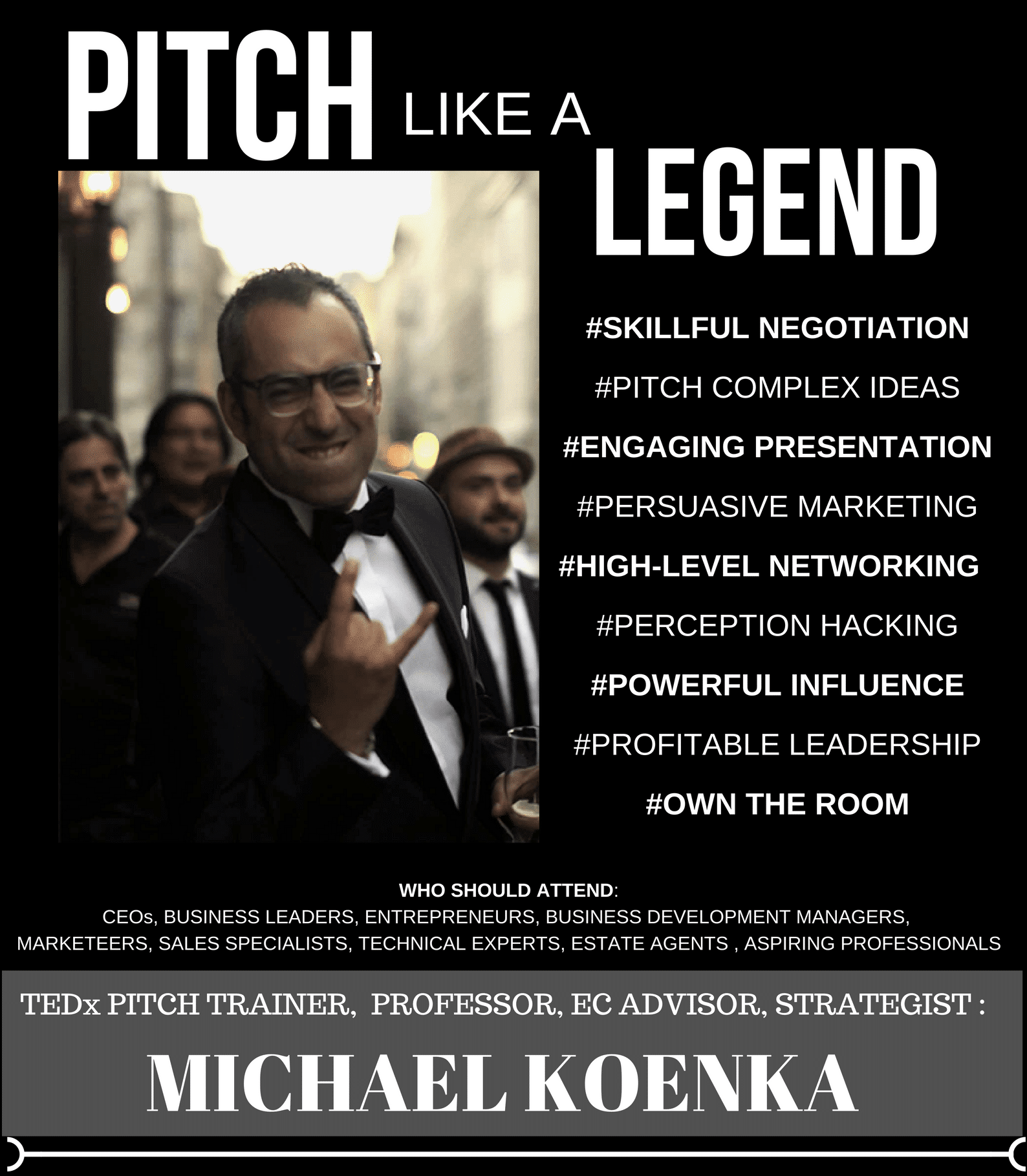 Pitch Like a Legend