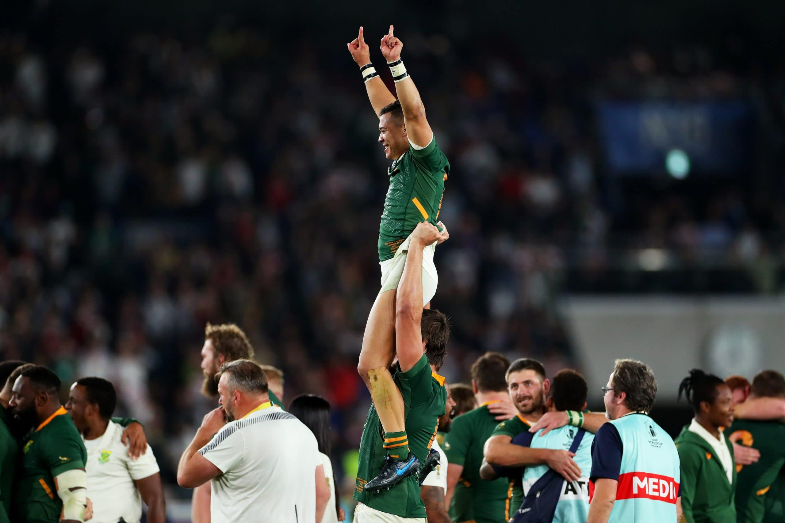 What 2019 and the Rugby World Cup can teach us about value-driven organisations