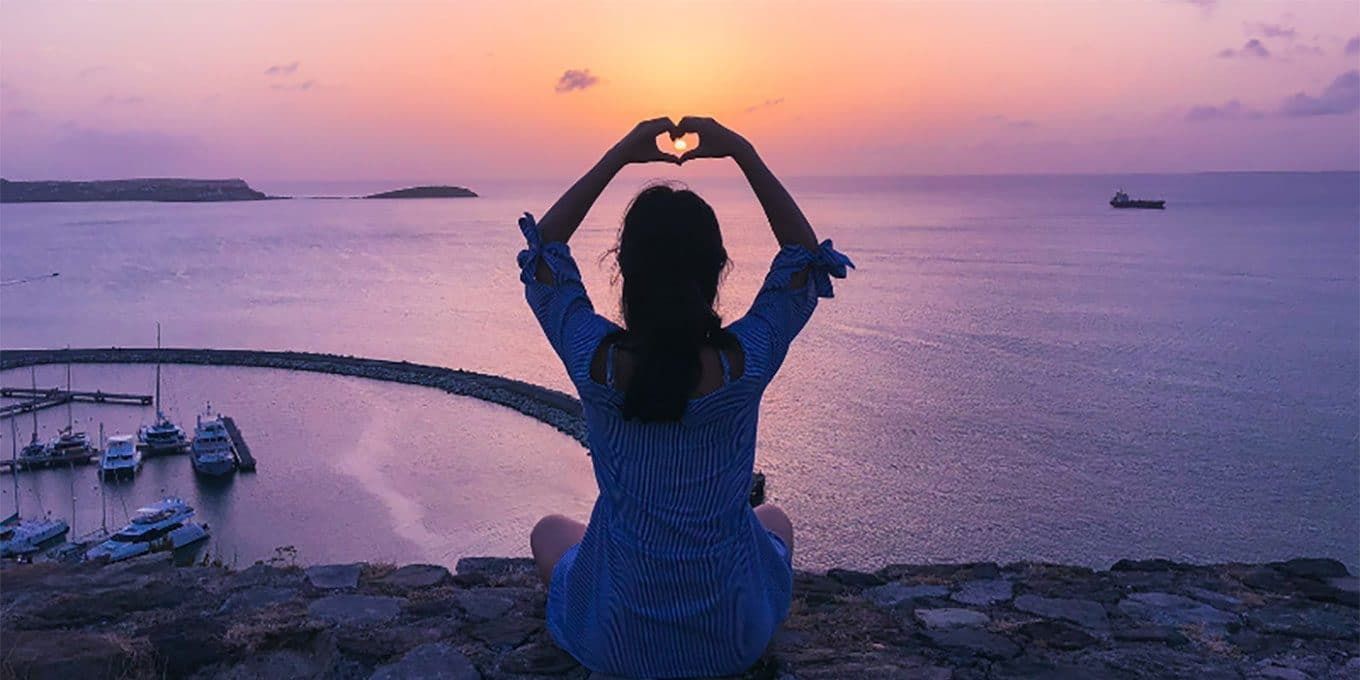 Love in the time of CORONA: A 4-step approach to great well-being